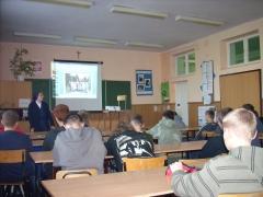 Rok szkolny 2008 / 2009