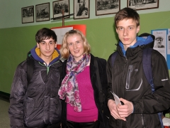 Rok szkolny 2012 / 2013