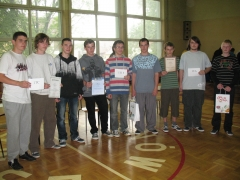 Rok szkolny 2011 / 2012