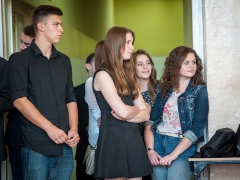 Rok szkolny 2014 / 2015