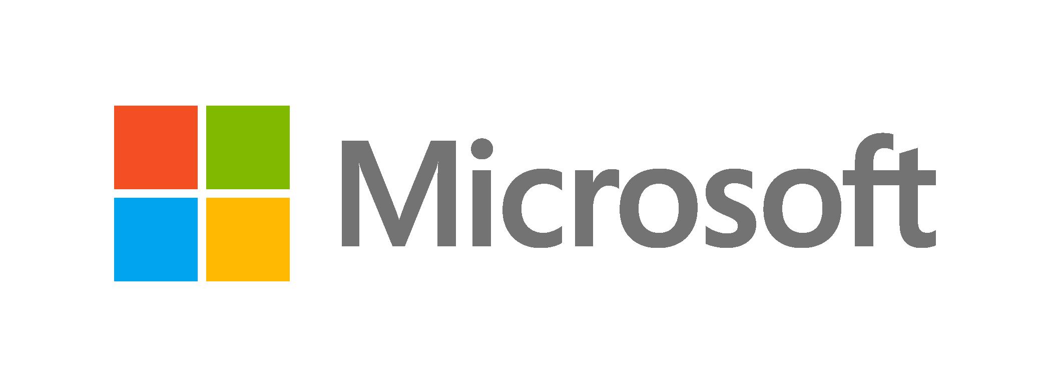 logo microsoft
